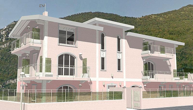 Pietra immobiliare appartamento botticino brescia italia for Planimetrie per cabine ad arco